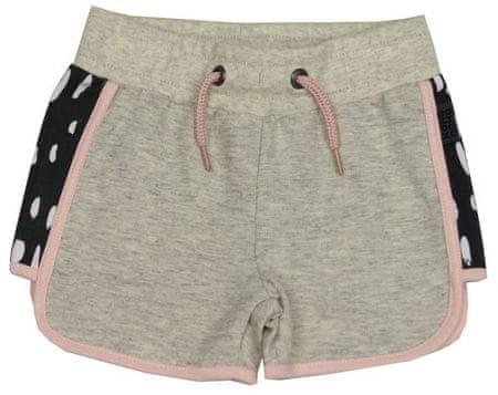 Dirkje dekliške kratke hlače, 92, sive