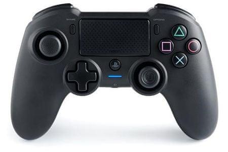 Nacon asimetrični brezžični igralni plošček PS4, črn