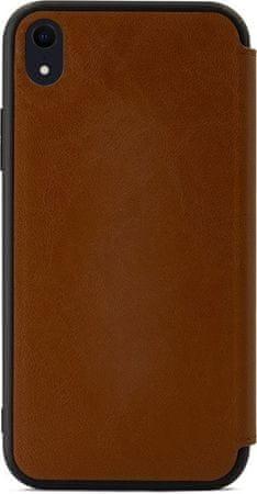 EPICO FLIP TOK mágneses záródással iPhone XS Max, barna