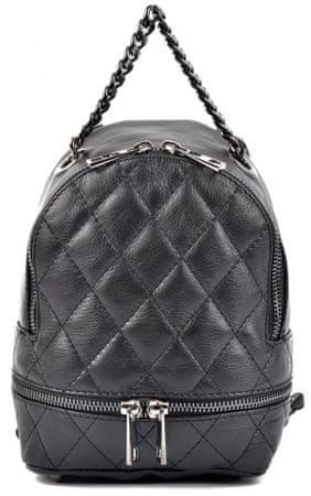 RobertaM dámský černý batoh