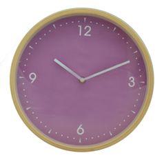 Superposter Drevené nástenné hodiny DYQ626B
