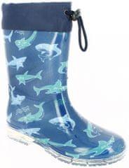 V+J fantovski škornji z morskimi psi