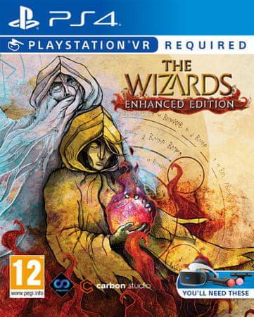 Perpetual igra The Wizards VR (PS4) - datum izlaska 5.4.2019