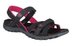 Loap Dámske sandále Compresa P Black/Pink SSL19149-V11J