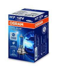 Osram Žiarovka typ H7, 12V, 55W, COOL BLUE INTENSE, halogénová, krab., 1ks