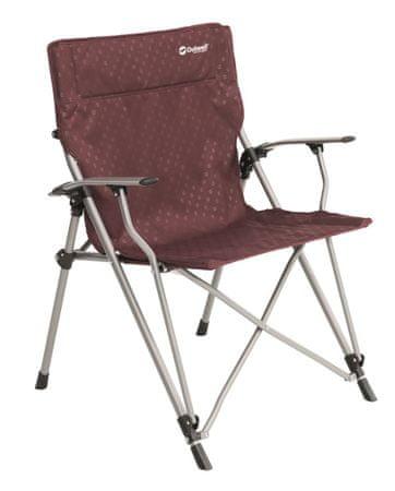 Outwell krzesło plażowe Goya Chair Claret