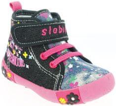 V+J lány boka tornacipő