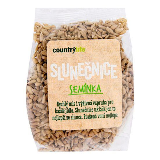 Country Life Slnečnicové semienka 250 g