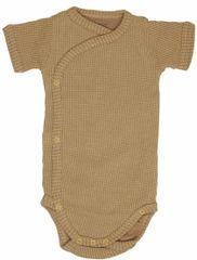 Lodger Romper Short Sleeves Ciumbelle Honey