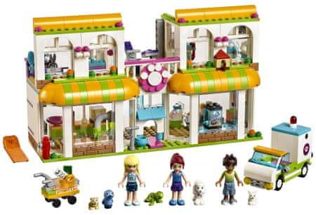 LEGO Friends 41345 Heartlake City kisállat központja