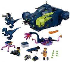 LEGO LEGO Movie 70835 Rexov istraživač
