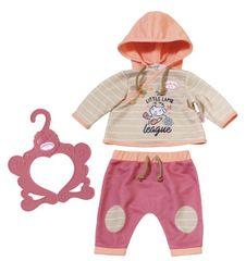 Baby Annabell Oblečení béžová mikina