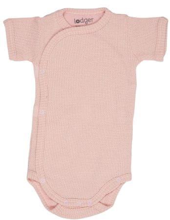 Lodger Romper Short Sleeves Ciumbelle Sensitive 56 rózsaszín