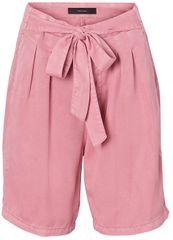 Vero Moda Ženske kratke hlače Mia HR Loose Summer Long Short s Foxglove