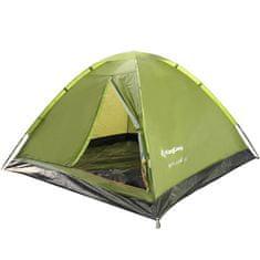 King Camp stan Monodome III - zelený