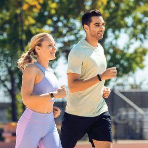 Fitnesz karpánt Fitbit Inspire HR méri az alvást, mozgást, szív aktivitást, mozgást, pulzust