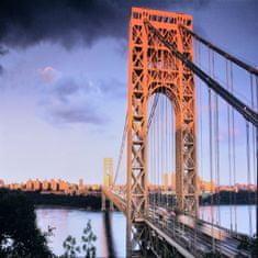 Superposter Obraz na plátne 70x70 George Washington Bridge