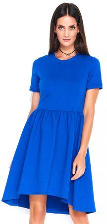 Numinou dámské šaty 38 modrá