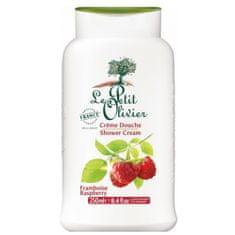 Le Petit Olivier Jemný sprchový krém Malina (Shower Cream) 250 ml