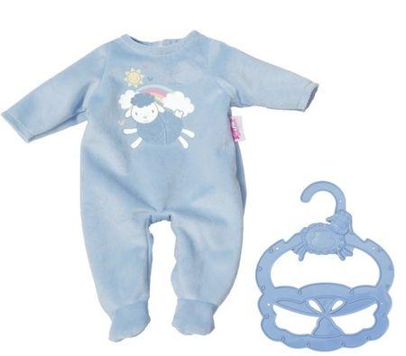 Baby Annabell Little rugdalózó 36 cm kék
