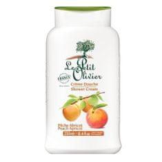Le Petit Olivier Cienkiekrem do kąpieli Kwiat nektaryny (Shower ) Cream (Shower ) 250 ml