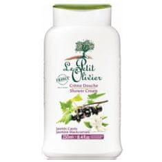 Le Petit Olivier Jemný sprchový krém Jazmín a čierne ríbezle (Shower Cream) 250 ml