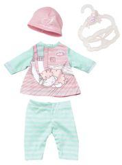 Baby Annabell Little Oblečení 36 cm růžová čepička