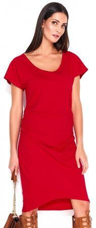 Numinou dámské šaty 36 červená