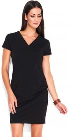 Numinou ženska obleka, 46, črna