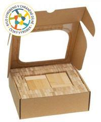 Marimex T-wood Stavebnice dominová 200ks