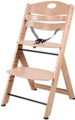 BabyGO Jídelní židlička FAMILY XL