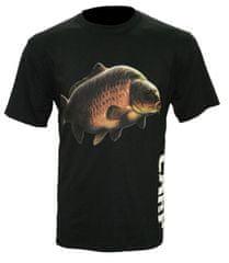 ZFISH Tričko Carp T-Shirt Black