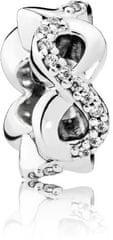 Pandora Ezüst elválasztó perem Infinity 792101EN ezüst 925/1000