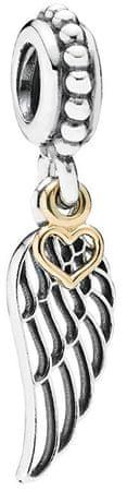 Pandora Ezüst medál Angyali szerelem791389 ezüst 925/1000
