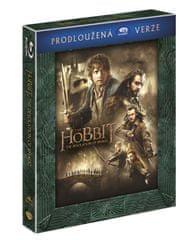 Hobit: Šmakova dračí poušť - prodloužená verze (3BD) - Blu-ray