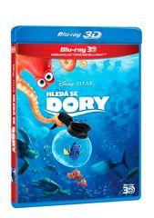 Hledá se Dory 3D+2D (2 disky) - Blu-ray