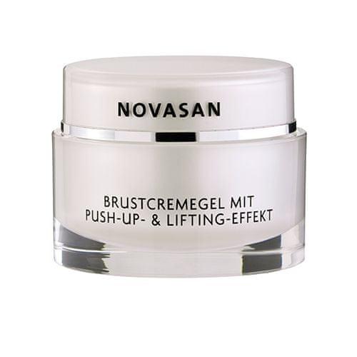 NOVAROYAL Novasan krémový gel na poprsí s push-up a liftingovým efektem