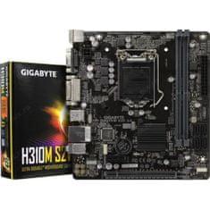 Gigabyte matična ploča H310M S2V 2.0 (rev. 1.0), DDR4, USB3.1Gen1, LGA1151, mATX
