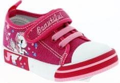 V+J lány sportcipő egyszarvúval