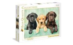 Clementoni slagalica I Tre Labrador, 1000 komada, 39279
