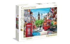 Clementoni slagalica London, 1000 komada, 39339