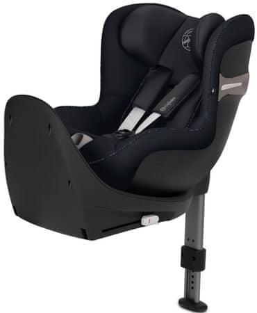 Cybex Sirona S i-Size 2019 Urban Black