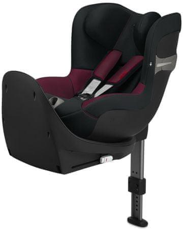 CYBEX fotelik samochodowy Sirona S i-Size 2021 czarny