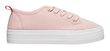 ONLY Sarina Contrast Sneaker Peach női cipő (méret 40)