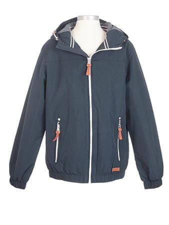 Nickel sportswear chlapecká bunda 152 šedá
