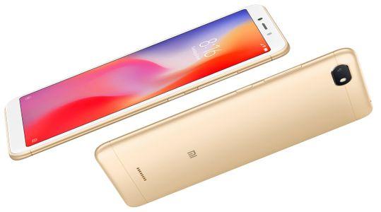Xiaomi Redmi 6A, velká výdrž baterie, úsporný operační systém, úsporný procesor