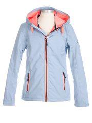 Nickel sportswear dziewczęca kurtka softshell