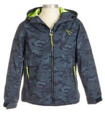 Nickel sportswear chłopięca kurtka softshell wodoodporna