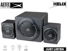 Altec Lansing visoko zmogljivi multimedijski zvočniki 2.1 Helix AL-SND339F