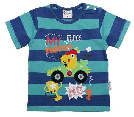 Gelati fiú póló Racer 62 kék